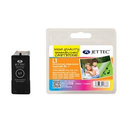 Jet Tec Lexmark Compatible No.1 18C0781E (11.4ml) Remanufactured Colour Inkjet Cartridge