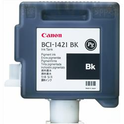 Canon BCI-1421 (Pigment Black) Ink Tank 330ml for W8200P