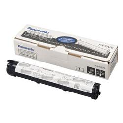 Panasonic Fax Toner Cartridge Black [for KX-FL501/M551/B751/B756] Ref KXFA76X