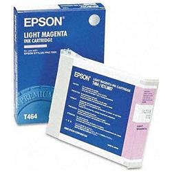 Epson T464 Light Magenta Ink Cartridge for Stylus Pro 7000/7000S