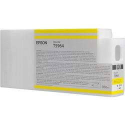 Epson Yellow Ink Cartridge 350ml for Stylus Pro 7900/9900