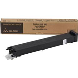 Sharp MX-31GTBA Black Toner Cartridge for MX2600