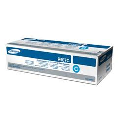 Samsung R607C Cyan Toner Drum (Yield 75,000 Pages) for Samsung CLX-9250ND/CLX-9350ND Multifunction Printers