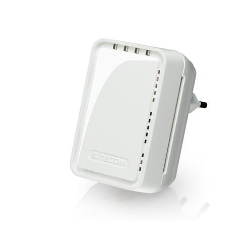 Foto Wi-Fi Range Extender N300 Sitecom - da muro - 300 Mbps - WLX-2006 Networking