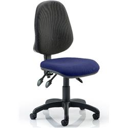 Eclipse III Task Operator Chair Serene Colour Seat Without Arms Ref KCUP0267