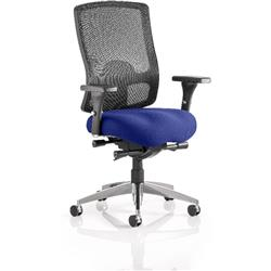 Regent Task Operator Chair Serene Colour Seat With Arms Ref KCUP0499