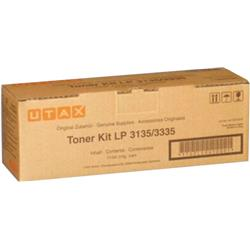 Utax Toner Kit (Yield 7,200 Pages) for Utax LP3135/LP3335 Laser Printers