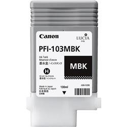 Canon PFI-103MBK (Matt Black) Ink Tank (130ml)