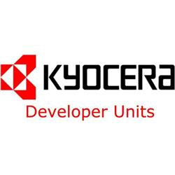 Kyocera DV-540C Developer Unit (Cyan) for FS-C5100DN Printer