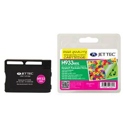 Jet Tec HP Compatible HP933XL/CN055AE (13ml) Remanufactured Inkjet Cartridge