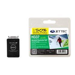 Jet Tec HP Compatible HP337/C9364EE (24ml) Remanufactured Inkjet Cartridge