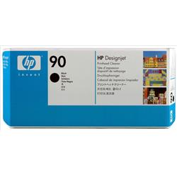 HP Inkjet Printhead No. 90 Black Ref C5096A