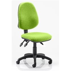 Eclipse III Task Operator Chair Swizzle Colour Without Arms Ref KCUP0258