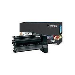 Lexmark Black Print Cartridge (Yield 6,000 Pages) for C780, C782