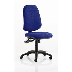 Eclipse XL Task Operator Chair Serene Colour Without Arms Ref KCUP0243