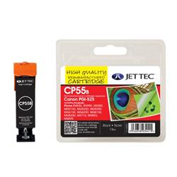 Jet Tec Canon Compatible PGI-525 (19ml) Remanufactured Inkjet Cartridge