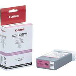 Canon BCI-1302PM (Photo Magenta) Ink Tank (130ml) for Canon W2200 (A3+) Bubble Jet Printer