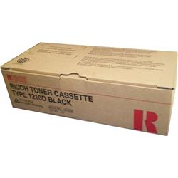 Ricoh Type 1210D Black Toner for Aficio Fx10