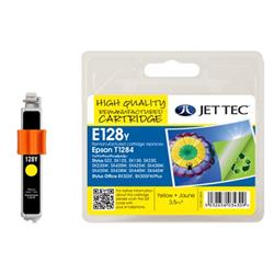 Jet Tec Epson Compatible T1284 (3.5ml) Manufactured Inkjet Cartridge