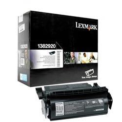 Lexmark Optra S 7.5k Prebate Black Laser Toner Print Cartridge Ref 1382920