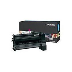 Lexmark Magenta High Yield Return Program Print Cartridge (Yield 15,000 Pages) for C780, C782 Colour Laser Printers
