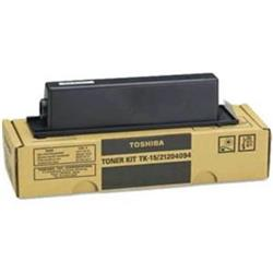 Toshiba TK-15 Toner Cartridge Kit (Black)