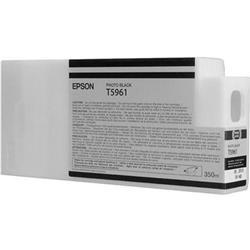 Epson T5961 Ink Cartridge - 350ml (Photo Black) for Epson Stylus Pro 7900/9900
