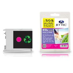 Jet Tec Brother Compatible LC1000M (20ml) Remanufactured Inkjet Cartridge