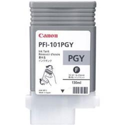 Canon PFI-101PGY (Photo Grey) Ink Tank 130ml for iPF5000
