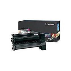 Lexmark C77X Magenta Print Cartridge (Yield 6,000)