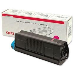 OKI Magenta 3k Toner Cartridge for C3100 Ref 42804514