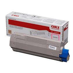 OKI Magenta Toner Cartridge (Yield 6,000 Pages) for MC760/MC770/MC780 Multi Function Printers