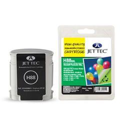 Jet Tec HP Compatible HP88/C9396AE (59ml) Remanufactured Inkjet Cartridge