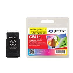 Jet Tec Canon Compatible CL-541XL (15ml) Remanufactured Colour Inkjet Cartridge