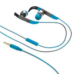 Cuffie fit in-ear sports Trust - blu