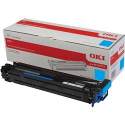 OKI Image Drum (Cyan) for C931 A3 Colour Printers (Yield 40,000 Pages)