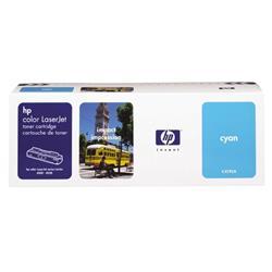 Hewlett Packard [HP] C4192A Cyan Laser Toner Print Cartridge for LaserJet 4500 Ref C4192A