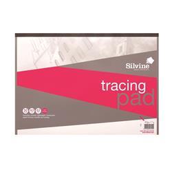 Silvine Tracing Pad Acid Free Paper 63gsm 50 Sheets A3 - Win a £500 Secret Escapes Voucher