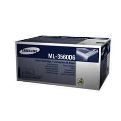 Samsung ML-3560D6 Black Laser Toner Cartridge for ML-3560/ML-3561 Ref ML3560D6/ELS