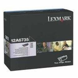 Lexmark T520/T522 Black Toner 20K Ref 12A6735