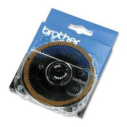 Brother Prestige 1012 Pitch Daisy Wheel for Brother Typewriters