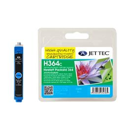 Jet Tec HP Compatible HP364/CB318EE (5ml) Remanufactured Inkjet Cartridge