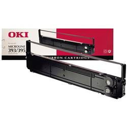 OKI Nylon Ribbon (Colour) for ML 393/395 24-pin Dot Matrix Printers