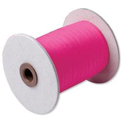5 Star Office Legal Tape Reel 10mmx100m Pink