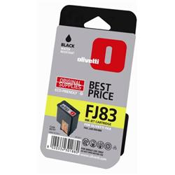 Olivetti FJ83 Black Inkjet Cartridge (Yield 300 Pages) for Olivetti Fax-Lab 650/680