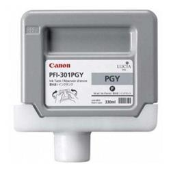 Canon PFI-301GY (Photo Grey) Ink Tank 330ml (Pigment) for iPF8000