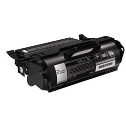 Dell Standard Capacity Black Toner Cartridge (Yield 7000 Pages) for 5230dn/5350dn Mono Laser Printers