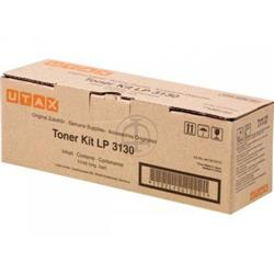 Utax Toner Cartridge (Yield 2,500 Pages) for Utax LP 3130 Mono Laser Printers
