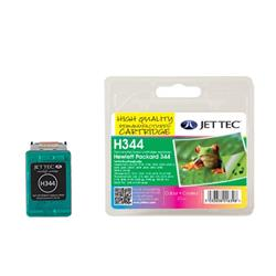 Jet Tec HP Compatible HP344/C9363EE (3x7ml) Remanufactured Colour Inkjet Cartridge