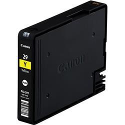 Canon PGI-29Y (Yellow) Ink Cartridge